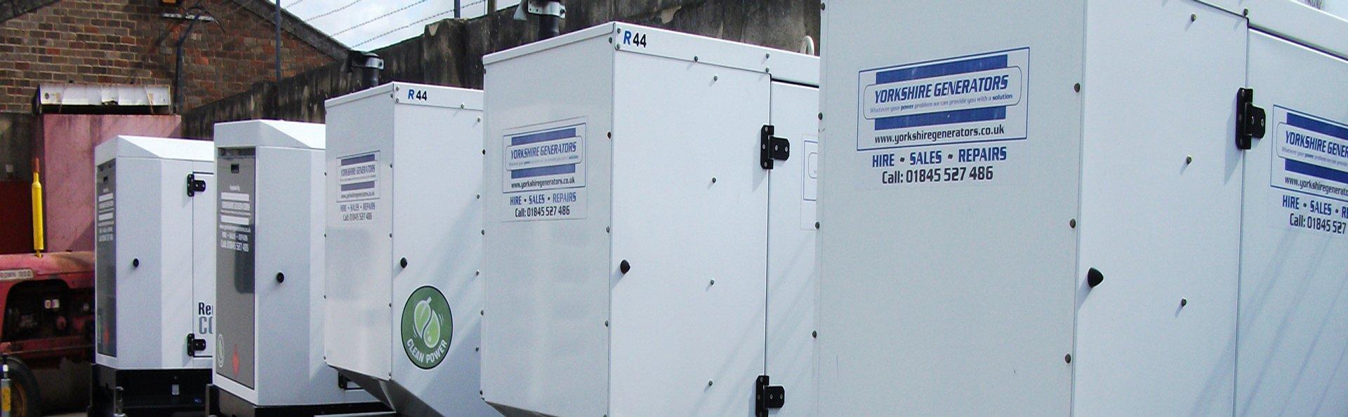 Yorkshire Generators, Unbeatable Prices, Friendly Service